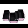 Kozmetikai táska / Smink Doboz, Fekete, 30x26x20cm