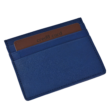 Valódi bőr Kétoldalas Kártyatartó díszdobozban OP-8270B NERO