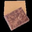 Valódi bőr férfi pénztárca díszdobozban VE8088 ROSSO