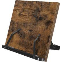 Könyvtartó, összecsukható 5 szögben állítható