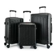 BONTOUR VERTICAL 4 Kerekes Bőrönd Szett