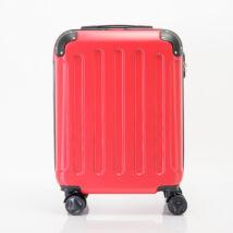 BONTOUR VERTICAL 4 Kerekes Kabinbőrönd 55x40x20cm Piros