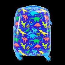BONTOUR Gurulós Gyerek Bőrönd Dino Mintával