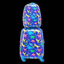 Gyerek Bőrönd Szett Dino