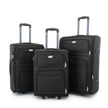 BONTOUR 3 db-os Basic bőrönd szett 2 kerekű