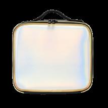 Sminkes Kozmetikai táska / műkörmös táska, 26x23x10cm