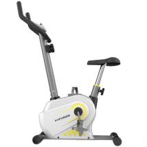Fitness Szobakerékpár Üléssel, 3 Kg légsúly, maximális terhelés 120 kg, Fekete