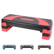 BONTOUR Aerobic Step Pad, állítható magassággal és csúszásmentes felülettel