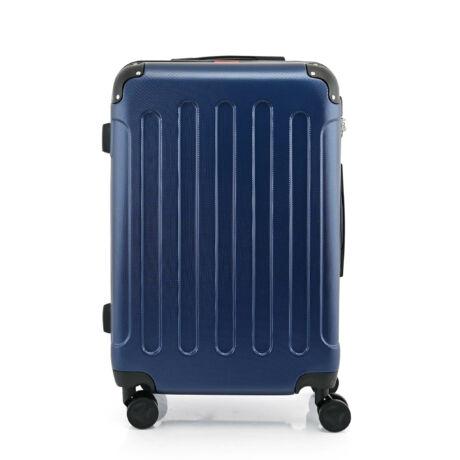 BONTOUR VERTICAL 4 Kerekes Közepes Bőrönd 68x45x25cm Kék
