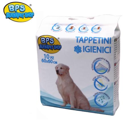 BPS tréning betét kutyakölyköknek 60x90cm-10db
