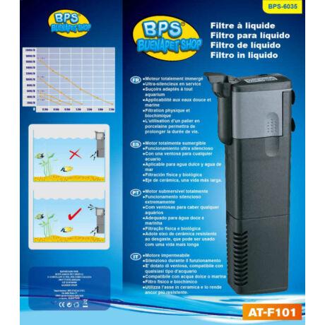 BPS 5W Belső akvárium szűrő