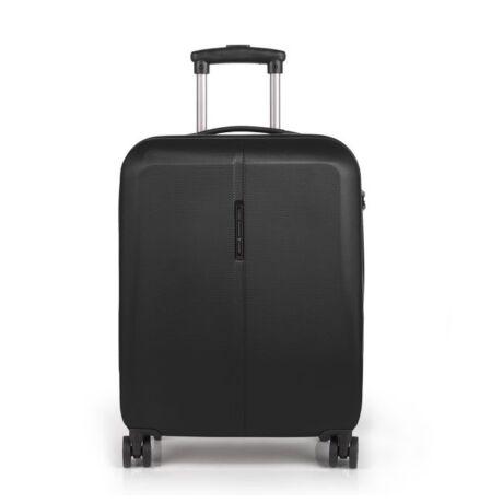 Gabol Paradise 4-kerekes kabinbőrönd 55x40x20 cm Fekete