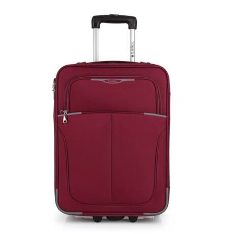 Gabol Malasia 2-kerekes kabinbőrönd 55x40x20 Piros