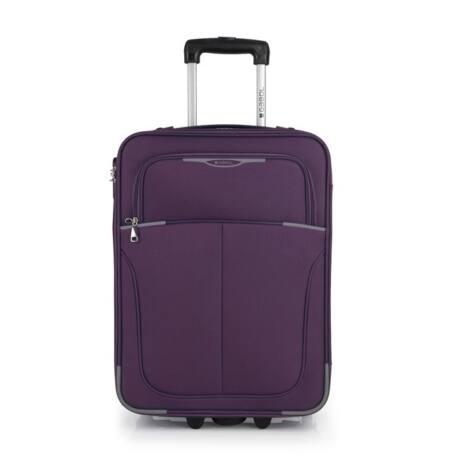 Gabol Malasia 2-kerekes kabinbőrönd 55x40x20 Lila