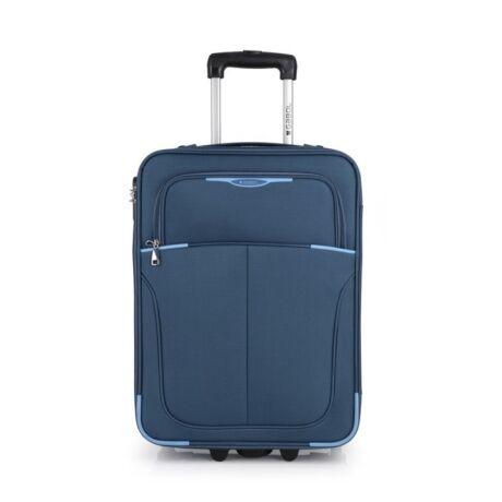 Gabol Malasia 2-kerekes kabinbőrönd 55x40x20 Kék