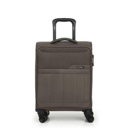 Gabol Roma 4-kerekes Puha Kabinbőrönd 55x39x20 cm Barna