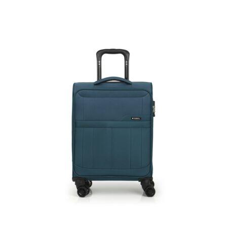 Gabol Roma 4-kerekes Puha Kabinbőrönd 55x39x20 cm Turquoise