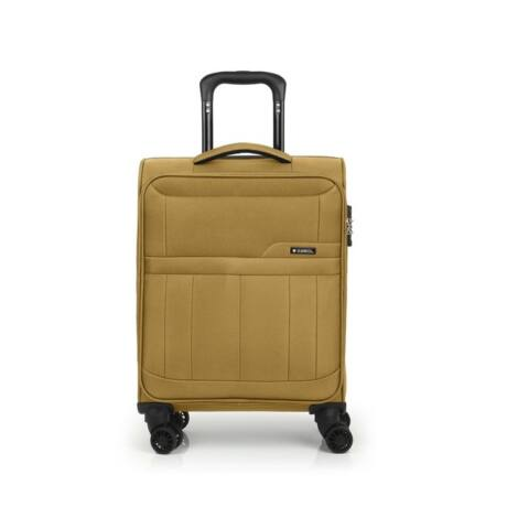 Gabol Roma 4-kerekes Puha Kabinbőrönd 55x39x20 cm Sárga