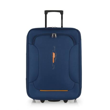 Gabol WEEK 2-kerekes trolley bőrönd 55x40x20cm Kék