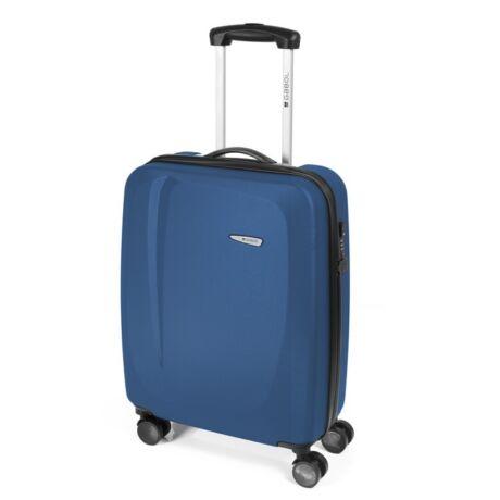 Gabol Line 4-kerekes kabinbőrönd 55x39x20 cm Kék