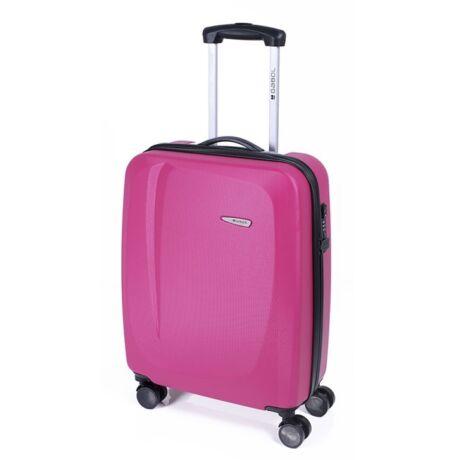 Gabol Line 4-kerekes kabinbőrönd 55x39x20 cm Rózsaszín