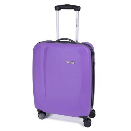 Gabol Line 4-kerekes kabinbőrönd 55x39x20 cm Lila