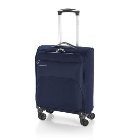 Gabol Zambia 4-kerekes kabinbőrönd 55x38x20cm kék