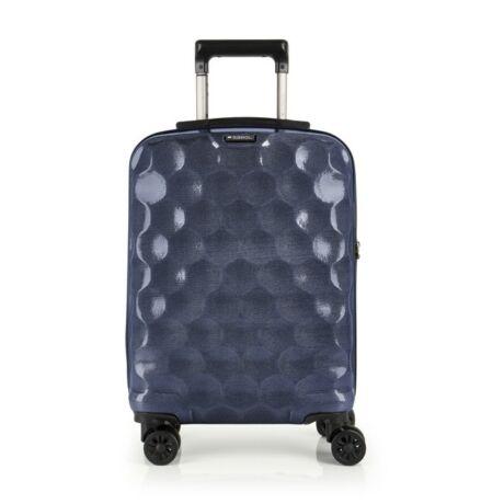 Gabol Air 4-kerekes kabinbőrönd 55x37x20cm Kék
