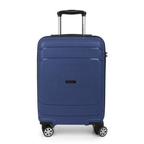 Gabol SHIBUYA 4-kerekes Kabinbőrönd 55x40x20 cm Kék