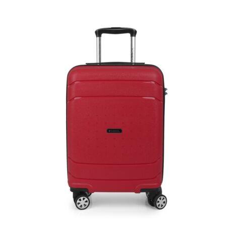 Gabol SHIBUYA 4-kerekes Kabinbőrönd 55x40x20 cm Piros