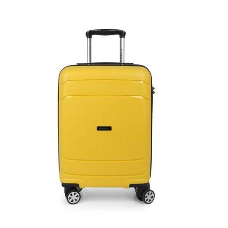 Gabol SHIBUYA 4-kerekes Kabinbőrönd 55x40x20 cm Sárga