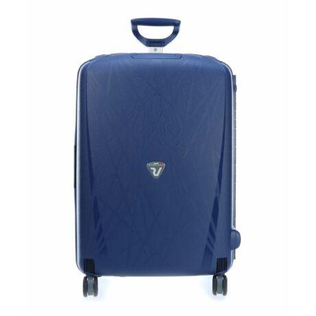 Roncato Light 4-kerekes Bőrönd 75x53x30 cm Kék