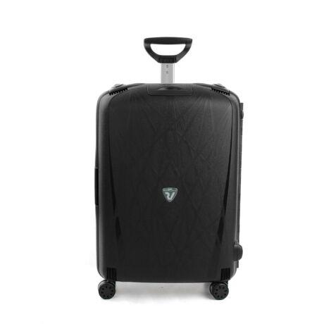 Roncato Light 4-kerekes Bőrönd 75x53x30 cm Fekete