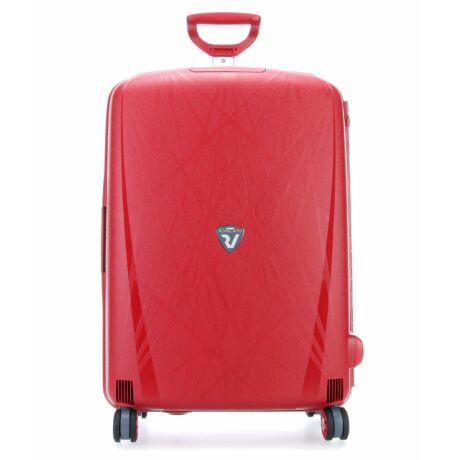 Roncato Light 4-kerekes Bőrönd 75x53x30 cm Piros