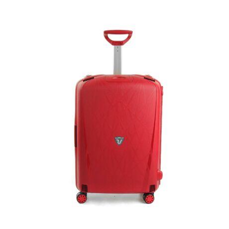 Roncato Light 4-kerekes Bőrönd 48x68x27 cm Piros