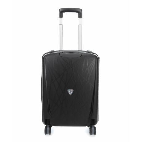 Roncato Light 4-kerekes Kabinbőrönd 55x40x20 CM Fekete