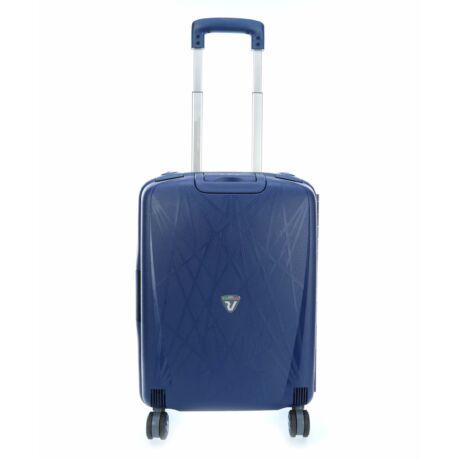 Roncato Light 4-kerekes Kabinbőrönd 55x40x20 CM Kék