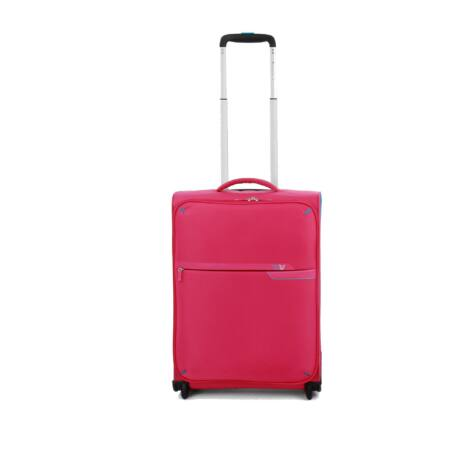 Roncato Ultra könnyű 2-Kerekes kabibőrönd 55x40x20cm 1,4kg Fukszia