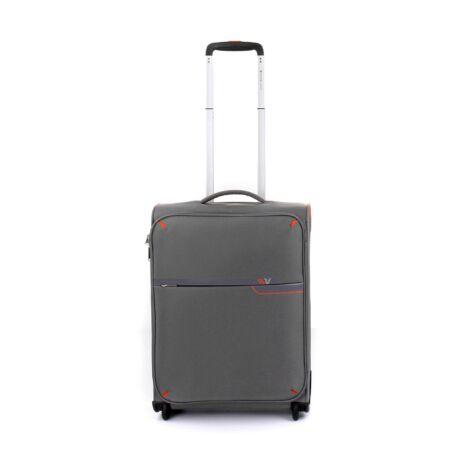 Roncato Ultra könnyű 2-Kerekes kabibőrönd 55x40x20cm 1,4kg Szürke