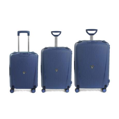 Roncato Light 4-kerekes Bőrönd Szett 3 db-os Kék