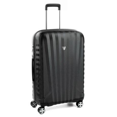 Roncato Uno SL Polikarbonát bőrönd, 48x73x25 cm, Fekete