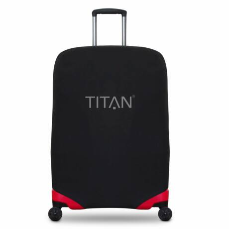 TITAN Bőrönd huzat L, Max 77x53x31cm