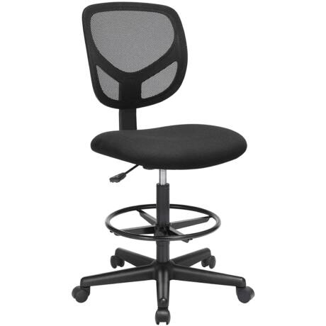SONGMICS Hálós szék, OBN15BK