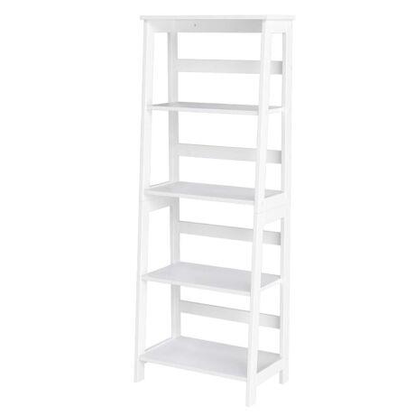 Fehér polc 60 x 34,7 x 147,5 cm