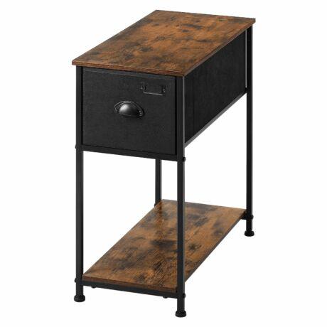 Tároló oldalsó asztal 30 x 60 x 63 cm