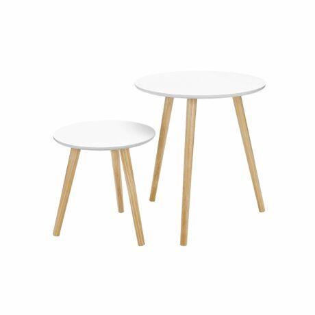 2DB-os Skandináv oldalasztal Szett