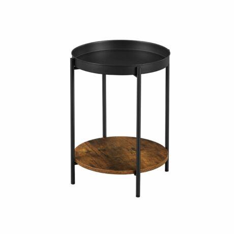 Dohányzóasztal, Kisasztal 43,5 x 55 cm