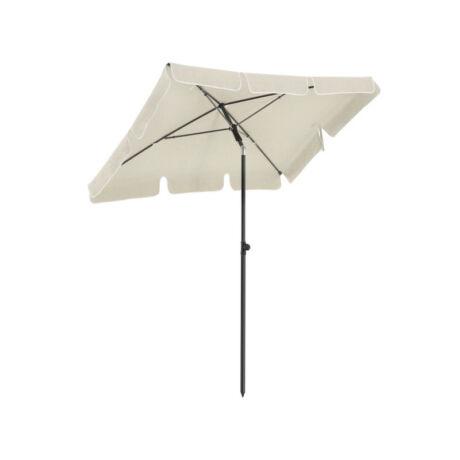 SONGMICS napernyő 200 x 125 cm, UV-védelem UPF 50+ -ig, kerti esernyő, összecsukható, napernyőtalp nélkül