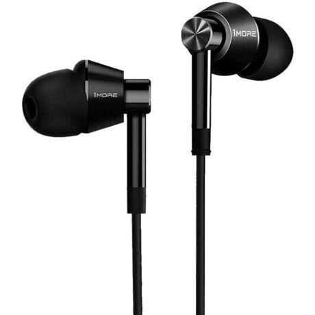 1MORE E1017-BLACK Dual Driver In Ear Hi-Res Fülhallgató