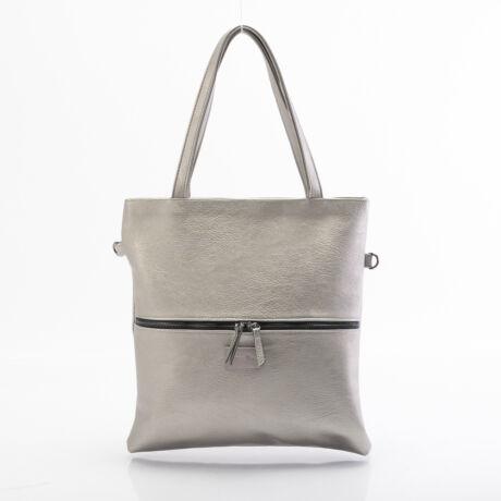 Zellia Női Válltáska Silver Shopper